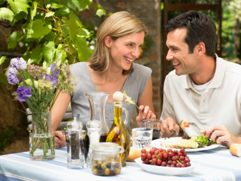 eating home or eating out When trying to decide whether to eat out or stay in and cook, consider the potential health advantages and disadvantages of each eating out, while.