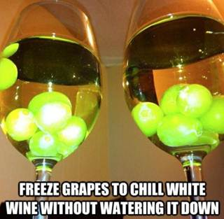 Here's a quick wine tip Douglas Green fans!