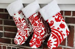 Do you hang stockings up for Christmas?